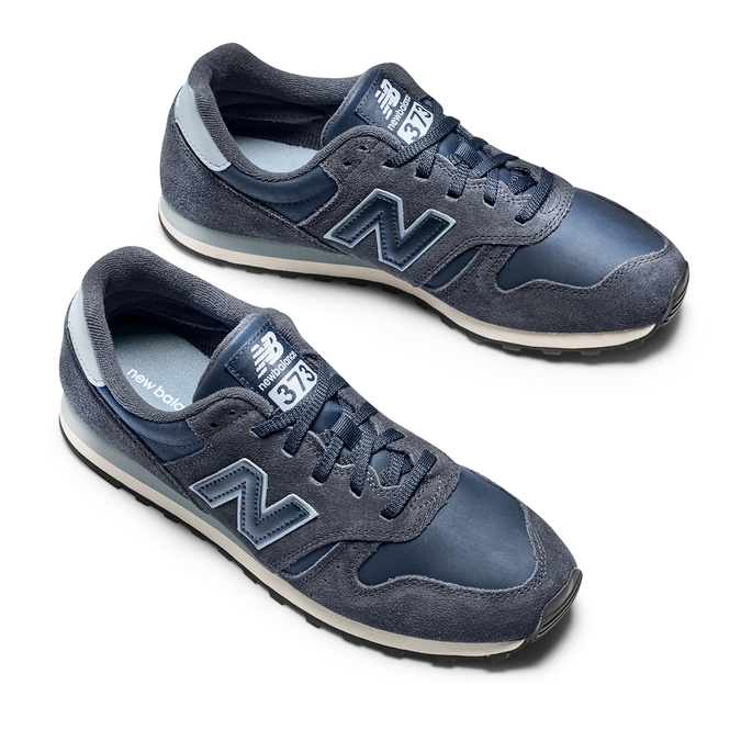 Men's shoes new-balance, Bleu, 803-9241 - 26