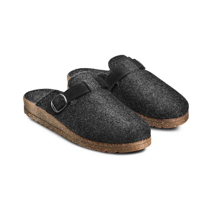 Men's shoes bata, Noir, 879-6279 - 16