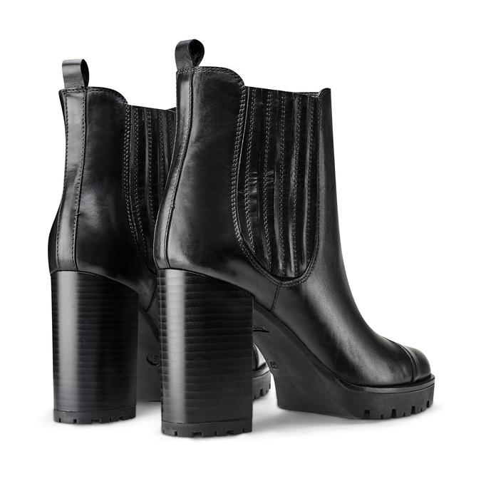 Women's shoes bata, Noir, 794-6506 - 26