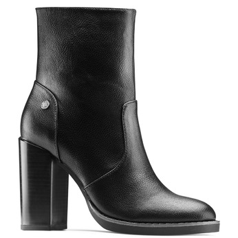 Women's shoes insolia, Noir, 791-6258 - 13