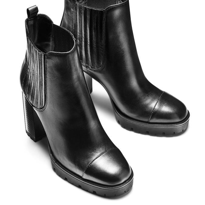 Women's shoes bata, Noir, 794-6506 - 17