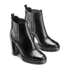 Women's shoes bata, Noir, 794-6506 - 16