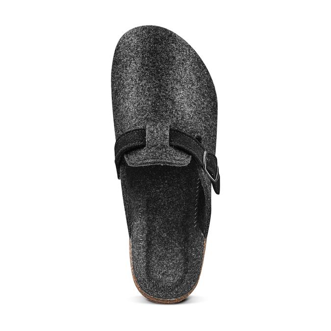 Men's shoes bata, Noir, 879-6279 - 17