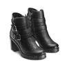 Women's shoes bata, Noir, 796-6414 - 16
