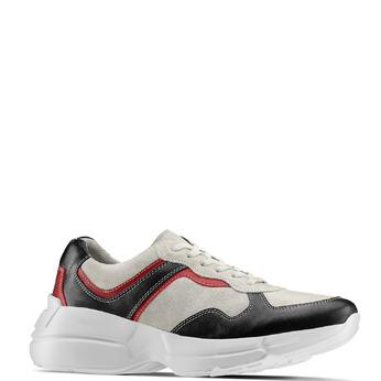 Men's shoes bata, Noir, 824-6362 - 13