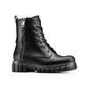 Women's shoes bata, Noir, 691-6345 - 13