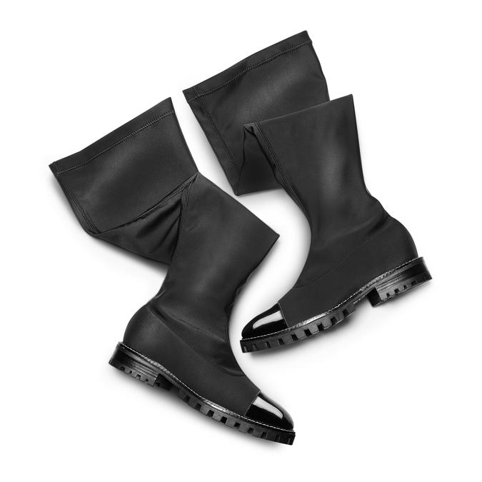 Women's shoes bata, Noir, 599-6582 - 26