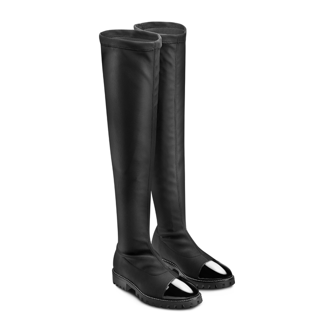 Women's shoes bata, Noir, 599-6582 - 16