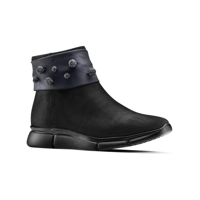 Women's Shoes bata-b-flex, Noir, 599-6736 - 13