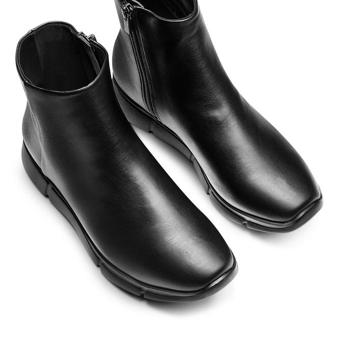 Women's shoes bata-b-flex, Noir, 591-6736 - 17