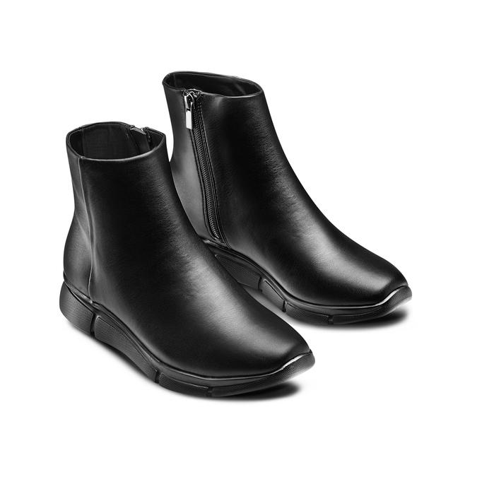 Women's shoes bata-b-flex, Noir, 591-6736 - 16