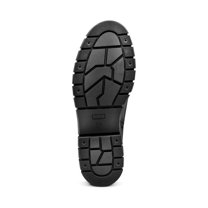 Women's shoes bata, Noir, 691-6345 - 19