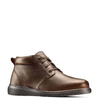 Men's shoes, Brun, 894-4239 - 13