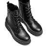 Women's shoes bata, Noir, 691-6345 - 17
