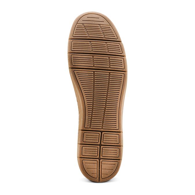 Men's shoes bata-rl, Bleu, 891-9253 - 19