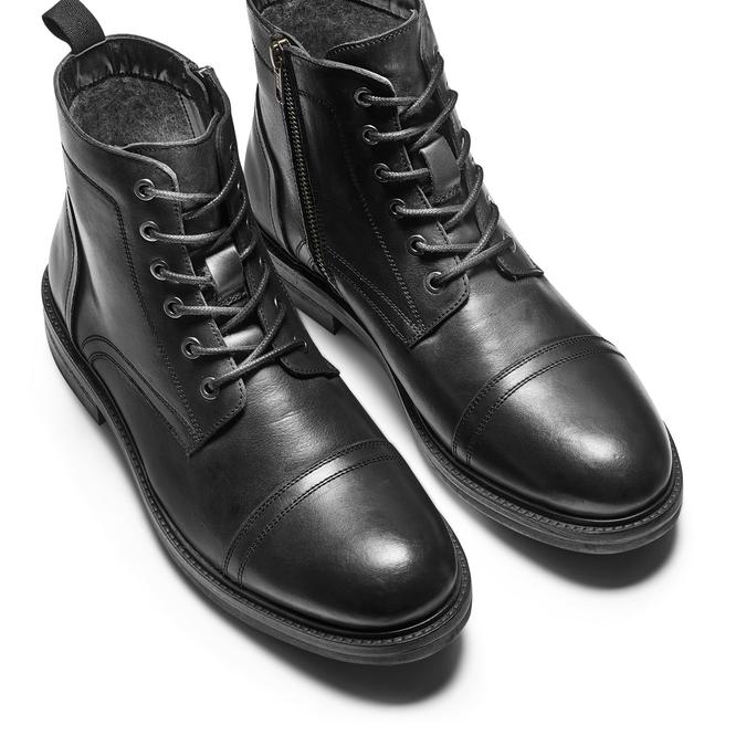 Men's shoes bata, Noir, 894-6323 - 17